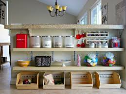 kitchen storage shelves ideas 29 clever ways to keep your kitchen organized diy