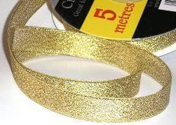 metallic gold ribbon metallic ribbons