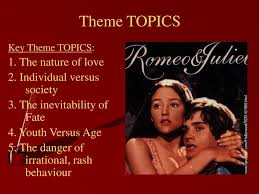 themes of youth in romeo and juliet romeo and juliet as tragedy ppt download