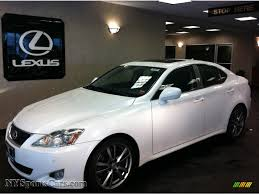 lexus is 350 engine for sale 2008 lexus is 350 in starfire white pearl 021074 nysportscars