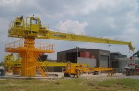 Pedestal Crane Cranes Oil States Industries