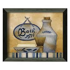 bed u0026 bath wall art