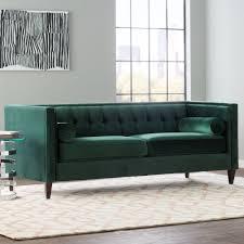 glam sofas you love wayfair wilde tuxedo chesterfield sofa