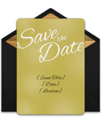 save the date in free save the date online cards announcements punchbowl
