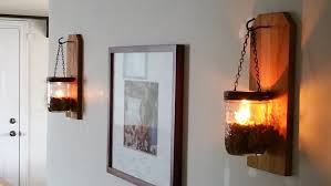 Off Grid Lighting Diy Wall Oil Lamp And Practically Pretty For