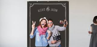 Personalized Photo Backdrop Photo Booth Backdrops For Everyone U0027s Profile Photo