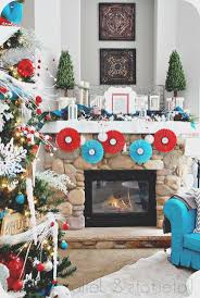 fireplace fireplace mantel christmas decorations fireplace