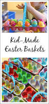 Homemade Easter Baskets by Homemade Easter Baskets Kids Can Make With Recyclables