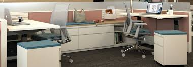 Studio Trends 30 Desk by X Series Storage Haworth
