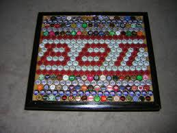 beer cap table top bottle cap table top home sweet home