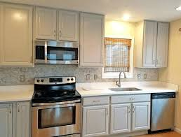 Kitchens With Light Cabinets Light Gray Kitchen Cabinets Ohfudge Info
