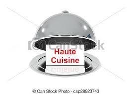 cloche cuisine cloche cuisine haute signe blanc argent cloche dessin