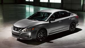 2017 Nissan Altima Sr Midnight Edition Review Top Speed