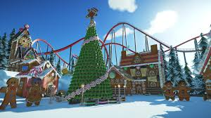 planet coaster gets free winter update ready up live