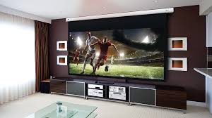 Media Room Tv Vs Projector - best projector 4k and full hd projectors for sport and movies t3