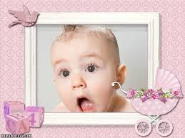 Preferidos Moldura Bebê Menina &TJ22