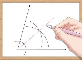 Costruire Un Mobile by How To Construct A Bisector Of A Given Angle 8 Steps