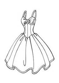 wedding dresses coloring pages yahoo image results