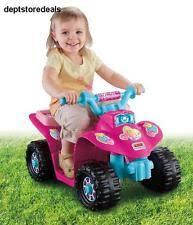 Kids Girls Dolls 4 Wheeler Toy Four Wheeler Ebay