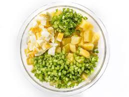southern style potato salad budget bytes