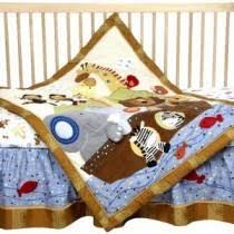 Noah S Ark Crib Bedding Noah S Ark Baby Bedding Designing In Twos