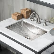 avila copper bathroom sink native trails