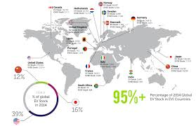 Italy On The World Map by Electricity And Cars Electric Vehicles World Nuclear Association