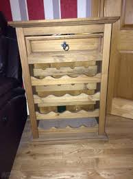 mexican pine wine rack for sale in dublin 7 dublin from wintergirl