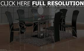 dining room creative glass dining room table with extension room