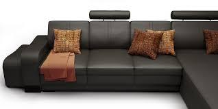 echtleder sofa ideen sofa vintage braun ecksofa ledersofa echtleder adam l