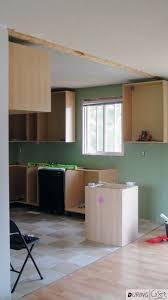 Install Ikea Kitchen Cabinets Installing Ikea Base Cabinets Madness U0026 Method