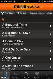musicxmatch apk sing along to your favorite songs with the musixmatch mobile