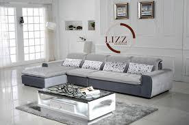high quality living room furniture european modern fabric sofa
