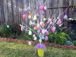 easter egg tree how to make an easter egg tree tutorial