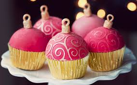 designer cup cake hd christmas wallpapers for mobile and