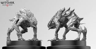 wild hunt witcher 3 werewolf my witcher 3 models