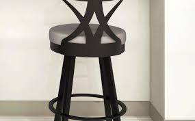 Black Leather Bar Stool Bar Black Leather Bar Stools With Back Endearing Black Leather