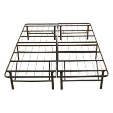 bed frame black metal bed frame queen bed frames