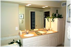 unique bathroom vanity mirrors with storage frameless oval