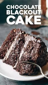 blackout chocolate cake recipe chocolate cake chocolate and cake
