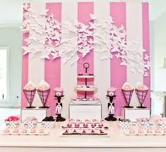 dessert table backdrop butterfly dessert table the pink truffles and serious flight