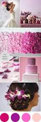 pink color shades wedding colors i love shades of pink purple the perfect palette