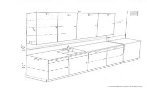 Kitchen Base Cabinet Dimensions by Fair Kitchen Cabinet Dimensions Standard For Kitchen Cabinets