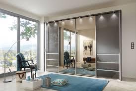 Schlafzimmerschrank Wiemann Wiemann Malibu Schweber Weiß Graphit Möbel Letz Ihr Online Shop