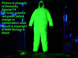 Halloween Light Up Costumes Green Glowing Costume Will Accommodate A Person That Is Up To 6 5