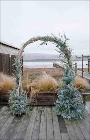 Wedding Arches Made Twigs Wedding Arch Decorations 25 Stunning Ideas You U0027ll Fall In Love