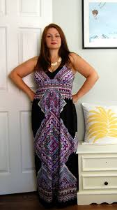 maxi dresses for petite plus clothing for large ladies