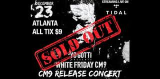 yo gotti sold out friday december 23 center stage theater