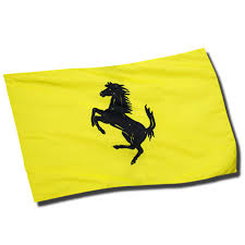 ferrari horse yellow flag prancing horse small gift ideas for kids guide