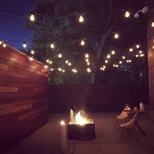Patio Lighting Strings Outdoor Patio String Lights Home Design Ideas Adidascc Sonic Us